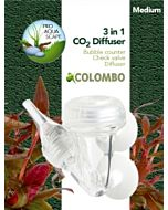 colombo CO2 diffusor 3-1 large