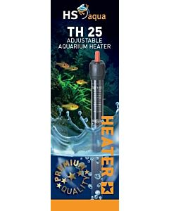 HS AQUA GLASS AQUARIUM HEATER & PROTECTOR