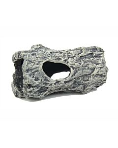 BLUE BELLE PACIFIC HOLLOW LOG GREY S 12X6X6 CM