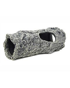 BLUE BELLE PACIFIC HOLLOW LOG GREY M 19X8X8 CM