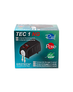 Grotech TEC 1 NG 1 channel doseerpomp