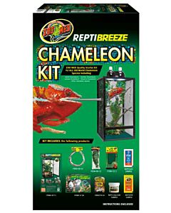 Zoo Med CHAMELEON KIT REPTI BREEZE 41*41*76 CM