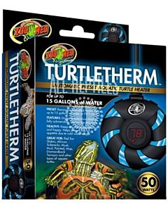 TH-50E TURTLETHERM AQUATIC TURTLE HEATER 50W