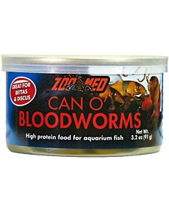 ZM CAN O' BLOODWORMS 90G