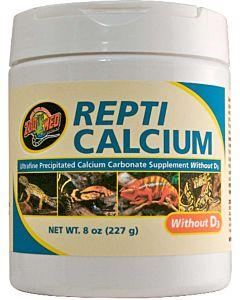 ZooMed Repti Calcium without D3 227 gram