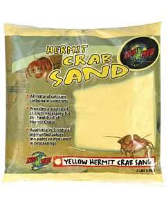 HC-2Y HERMIT CRAB SAND YELLOW