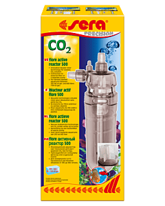 sera flore actieve CO2-reactor 500 / 1000