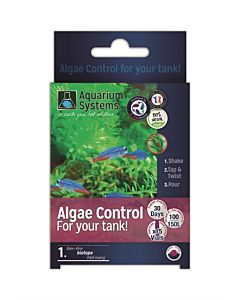 AS CARE PROGRAMME ALGAE CONTROL FRESHWATER