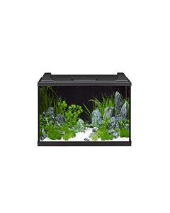 EHEIM AQUARIUM AQUAPROLED 84 ZWART 60X35X40 CM 1X12W