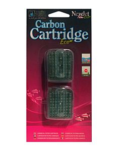 AS NEW-JET ACTIVATED CARBON TBV FILTER ECO 2 PCS