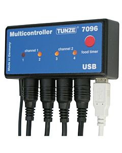 TUNZE 7096.000 MULTICONTROLLER VOOR TUNZE ELECTRONIC/STREAM