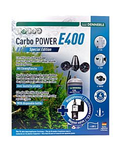 Dennerle Carbo POWER E400 Special Edition SUPER AKTIE !!!