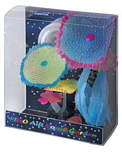 Superfish fluo air carpet coral garden blue
