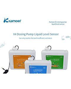 2L Dosing container With Liquid Sensor 3pcs
