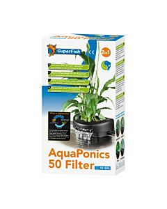 Superfish aquaponics filter 50