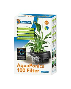 Superfish aquaponics filter 100