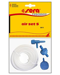 sera air set S incl 2 mtr slang