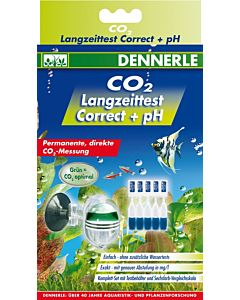 dennerle CO2-langetermijntest Correct + pH