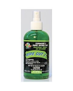 ZM* Wipe Out 1 258 ml. Terrarium Cleaner