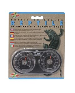 ZM Dual Thermo / Humidity Gauge