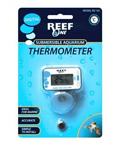 submersible digital thermometer (incl battery)