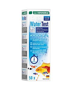 Dennerle Aquaristiek watertest 6 in 1 50 stuks