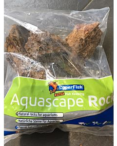 Superfish Aquascape Rock (Maple Leaf)