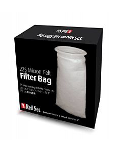 Red Sea 225 micron Felt Fine filter bag