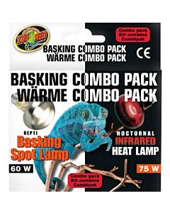 ZooMed Basking Combo Pack