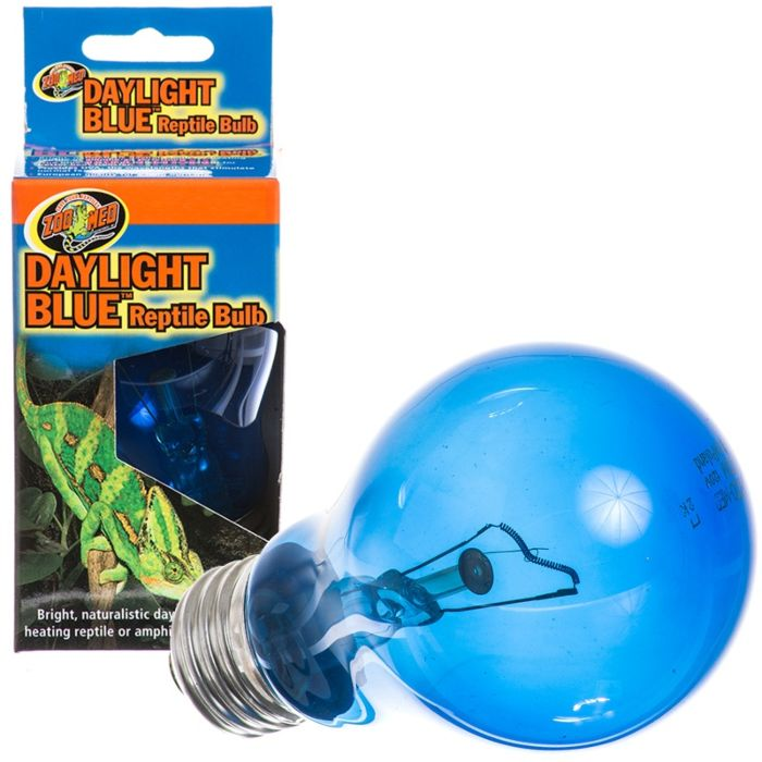 Zoomed Daylight Blue Reptile Bulb 60 Watt